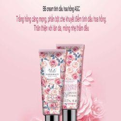 Kem Nền BB Cream AGC Chiết Xuất Tinh Dầu Hoa Hồng giá sỉ
