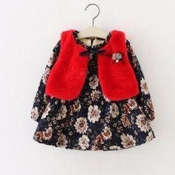 Áo váy thu đông giá sỉ, giá bán buôn