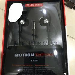 Tai Nghe Motion EARPHONE T-E05 giá sỉ