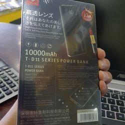 T-D11 10000 mah dung lượng chuẩn giá sỉ