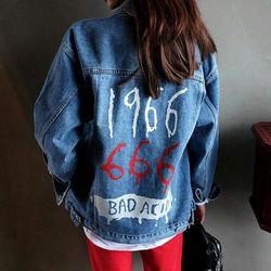 Tổng hợp 50 mẫu áo khoác jean 2018 giá sỉ