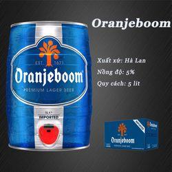 Bia Hà Lan 5lit bom Oranjeboom giá sỉ