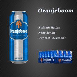 Bia Hà Lan 500ml giá sỉ
