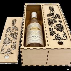Hộp rượu Vang trang trí Quà Tặng giá sỉ, giá bán buôn