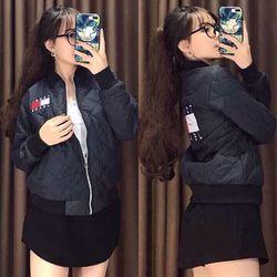 áo khoác phao ht 0113 giá sỉ