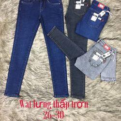 quần jean nữ 09 giá sỉ