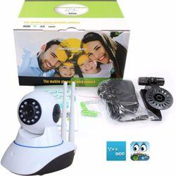 Camera IP/Wifi Yoosee 2 râu - Đàm thoại hai chiều giá sỉ, giá bán buôn