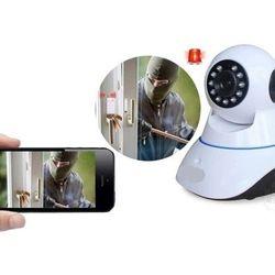 Camera giám sát 24h HD Wireless IP 8100 quan sát - xoay 360 độ giá sỉ