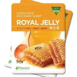 Mặt nạ Hàn Quốc Good Face ECO mask sheet ROYAL JELLY