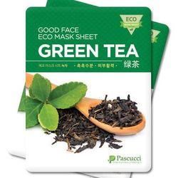 Mặt nạHàn Quốc Good Face ECO mask sheet GREEN TEA giá sỉ