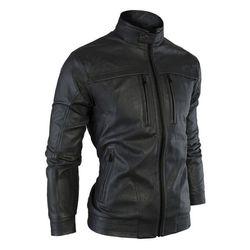 Áo khoác da lót lông KRAKN115 giá sỉ