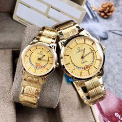 Đồng hồ đôi inox nguyên khối giá sỉ