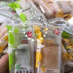 Bánh mochi dài 3 vị 125k/kg giá sỉ
