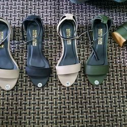 Sandal gót dịu dàng giá sỉ