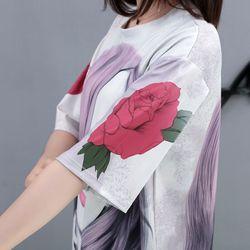 áo thun from rộng 3D wonmen giá sỉ