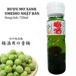 Rượu mơ xanh Nhật Bản giá sỉ