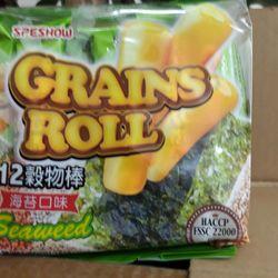 Bánh ngũ cốc 12 vị Grain Roll giá sỉ