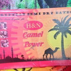 Chà là thượng hạng của Ai Cập Camel Power 10kg