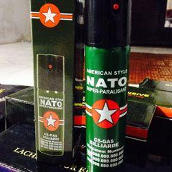 chai xịt tự vệ Nato giá sỉ