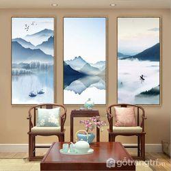 Tranh treo tường tranh treo tường giá rẻ tranh treo tường hà nội-GHS-6467-40x60