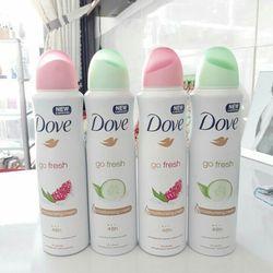 Xịt Khử Mùi Dove 150g giá sỉ