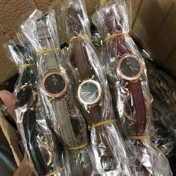 đồng hồ nữ dây da giá sỉ
