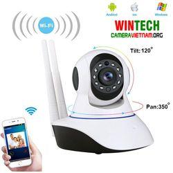 Camera wifi ip WinTech IP QC10 độ phân giải 13MP giá chỉ từ 600000đ giá sỉ
