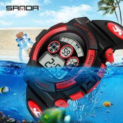 Đồng hồ Trẻ Em SANDA Nhật Bản 357 - Bền Bỉ Chống Nước tốt giá sỉ