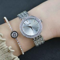 Đồng hồ nữ GEDI 2953 Quý Phái Full viền đá quý giá sỉ