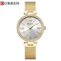 Đồng hồ nữ CURREN C9011L – Dây Titanium giá sỉ
