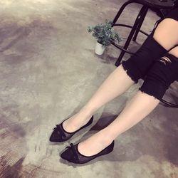 giày búp bê nữ lưới mũi nhọn giá sỉ, giá bán buôn