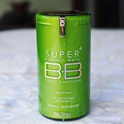 Kem Nền Super BB Cream Xanh Skin79 - Hàn Quốc giá sỉ