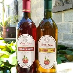Sỉ Rượu vang Thanh long TaZon đặc sản Bình Thuận chai 750ml giá sỉ