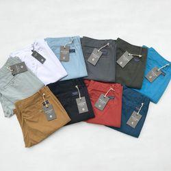 Nhiều màu quần short kaki nam đơn giản dễ bán giá sỉ