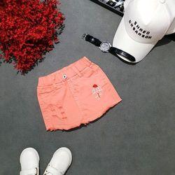 Quần jean váy bé gái có sẵn đại - QBG039-6090 giá sỉ
