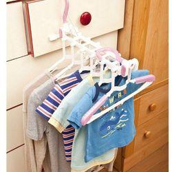 Móc áo thanh treo quần áo xuất Nhật Bản gồm 6 móc treo xếp gọn phơi quần áo ngoài trời khách sạn tủ quần áo cửa hàng thời trang tiện dụngHL077 giá sỉ