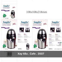 Máy xay tiêu cà phê sonifer FS3507 200W giá sỉ