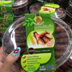 Me Thái Tách Hạt Thái Lan Ăn Là Ghiền giá sỉ