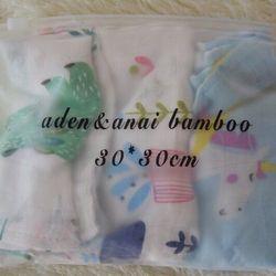 SEt khăn adem anai bamboo giá sỉ