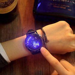 Đồng hồ unisex led phát sáng giá sỉ