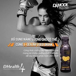J-GEN Anti-Aging Antioxidant Bottles - Bộ 4 Chai giá sỉ
