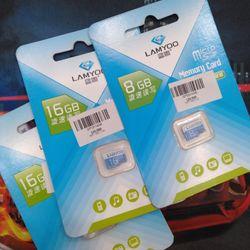 Thẻ Nhớ LAMYOO 8GB giá sỉ