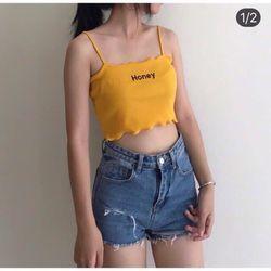 áo 2 dây honey giá sỉ, giá bán buôn