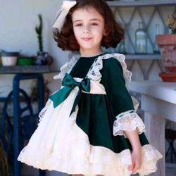 Đầm công chúa lót nỉ giá sỉ