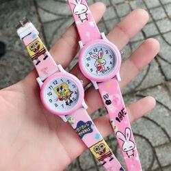Đồng hồ trẻ em cao su giá sỉ