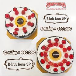 Bánh Kem Lạnh Thái Lan - 490k Giảm giá sốc giá sỉ