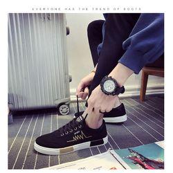 Giày sneaker nam hàn quốc - Giày sneaker nam mới nhất ACSSN giá sỉ