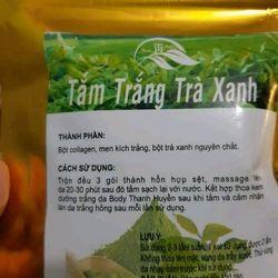 Tắm trắng trà xanh Thanh Huyền