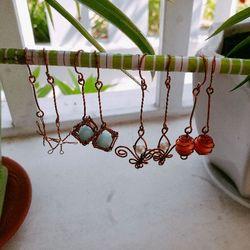 hoa tai handmade