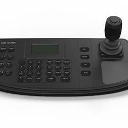 Bàn phím điều khiển camera IP Speed Dome có màn hình LED 128 x 64 Pixel DS-1200KI giá sỉ